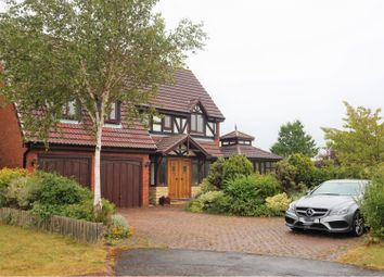 Thumbnail 4 bed detached house for sale in The Swallows, Wallsend