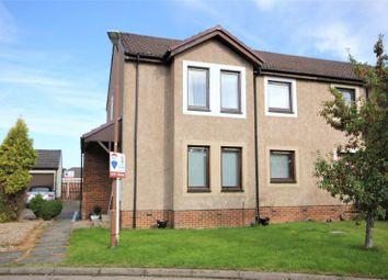 Thumbnail 2 bedroom flat for sale in Croft Place, Eliburn, Livingston