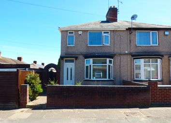 Thumbnail 2 bed semi-detached house for sale in Blenheim Avenue, Holbrooks, Coventry