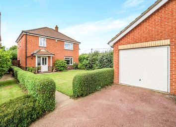 Thumbnail 4 bedroom detached house for sale in Canon Hoare Road, Aylsham, Norwich