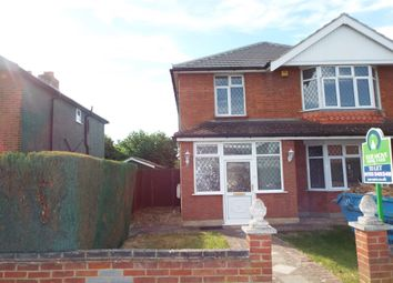 Thumbnail 4 bed detached house to rent in Lascelles Road, Langley, Slough