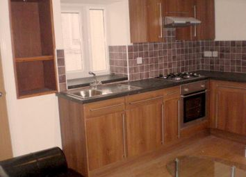 Thumbnail 1 bed flat to rent in Richmond Road, Cathays Cardiff