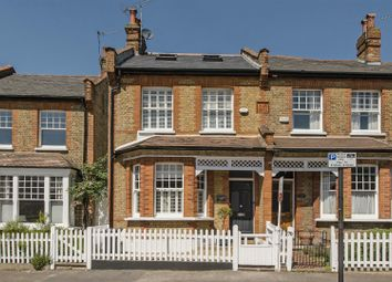 Thumbnail 4 bed end terrace house for sale in Catherine Villas, Copse Hill, Wimbledon
