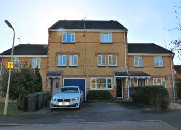Thumbnail 3 bed town house for sale in Saffron Way, Whiteley, Fareham