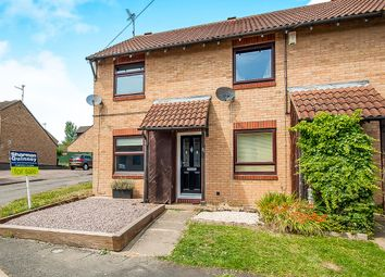 Thumbnail 2 bed end terrace house for sale in Drift Avenue, Stamford