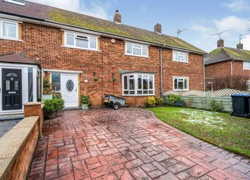 Thumbnail 3 bed terraced house for sale in Wellcroft Road, Welwyn Garden City