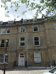 Thumbnail 1 bed flat to rent in Widcombe Crescent, Bath, Somerset
