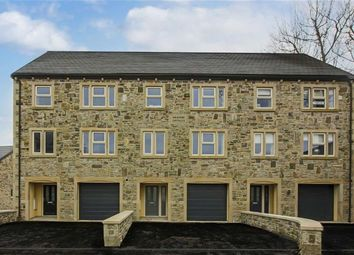 Thumbnail 4 bed town house for sale in Cobden Mill Court, Kay Brow, Ramsbottom, Lancashire