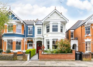 Thumbnail 4 bed semi-detached house for sale in Cranhurst Road, London
