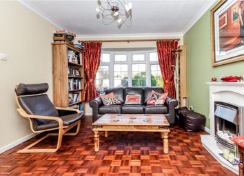 Thumbnail 4 bed semi-detached house to rent in Easthom, London