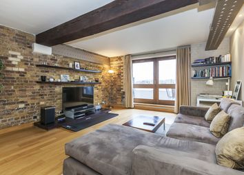Thumbnail 1 bedroom flat to rent in New Crane Place, London