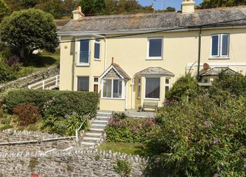 Thumbnail 3 bed semi-detached house for sale in South Hill Cottages, Downderry, Torpoint