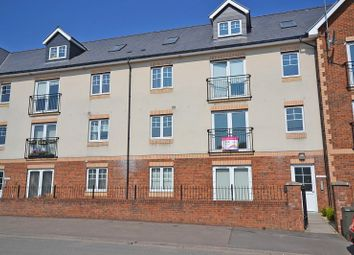 Thumbnail 2 bed flat to rent in 4 James Court, Rogerstone, Newport