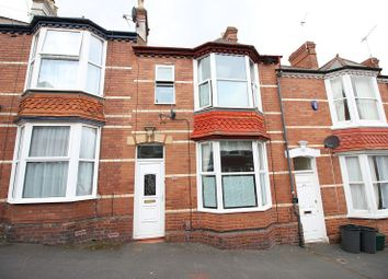 Thumbnail 3 bed terraced house for sale in 21 Salisbury Road, Mount Pleasant, Exeter