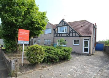 Thumbnail 3 bed semi-detached house for sale in St John's Road, Petts Wood, Orpington