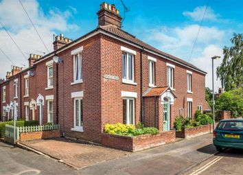 Thumbnail 3 bed terraced house for sale in Bensley Road, Norwich