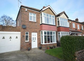 Thumbnail 2 bed semi-detached house for sale in Thorntree Drive, Whitley Bay