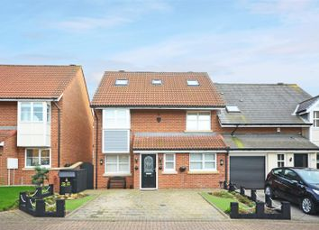 Thumbnail 4 bed semi-detached house for sale in Craven Court, North Haven, Sunderland