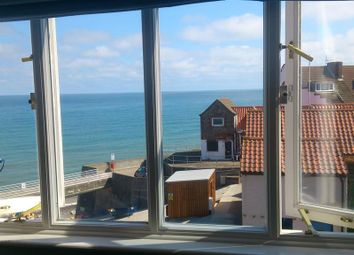 Thumbnail 2 bedroom flat to rent in West Cliff, Sheringham