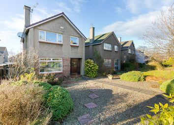 Thumbnail 3 bed detached house for sale in Clerwood Park, Edinburgh