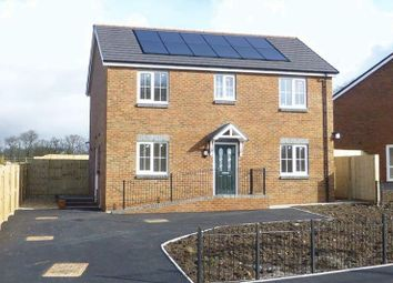 Thumbnail 4 bed detached house for sale in Plot 1, Colonel Road, Ammanford