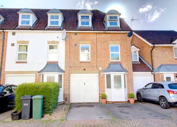 Thumbnail 3 bed town house for sale in Pine Gardens, Horley