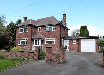 Thumbnail 3 bed property to rent in Creswell Drive, Ravenstone, Coalville
