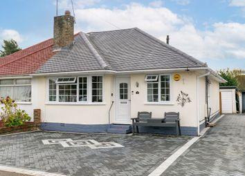 Byron Close, Pound Hill, Crawley, West Sussex RH10. 2 bed semi-detached bungalow for sale
