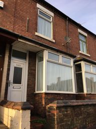 Thumbnail 2 bed terraced house to rent in Leek Road, Stoke-On-Trent