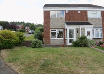 Thumbnail 3 bedroom semi-detached house to rent in Lyde Green, Halesowen