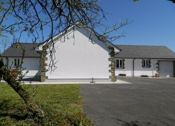 Thumbnail 4 bed detached bungalow for sale in Tanygroes, Cardigan