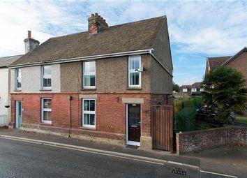 Thumbnail 2 bed semi-detached house for sale in Dorinda Cottages, 47 Shalloak Road, Broad Oak