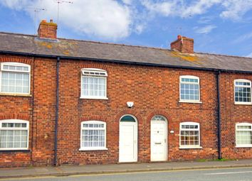 Thumbnail 2 bed terraced house for sale in Pratchitts Row, Nantwich