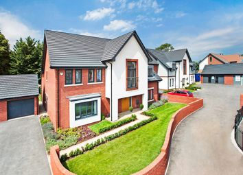 "Thumbnail 5 bed detached house for sale in ""Fern"" at Ark Royal Avenue, Exeter"
