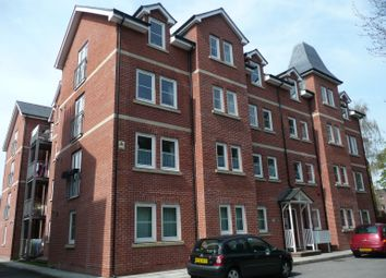 Thumbnail 2 bed flat to rent in Alexandra Road South, Manchester