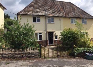 Thumbnail 3 bed semi-detached house to rent in Everett Close, Wells