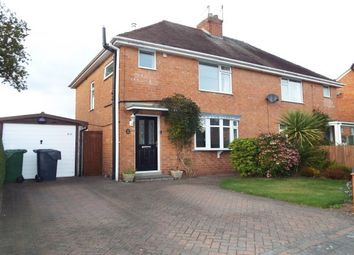 Thumbnail 3 bed property to rent in Churchfields Close, Bromsgrove