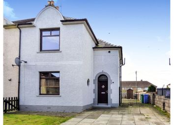 Thumbnail 2 bed semi-detached house for sale in Denfield Avenue, Lochgelly