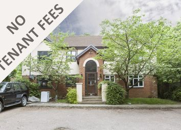 Thumbnail 2 bedroom flat to rent in Woodlands Court, Barncroft Road, Loughton