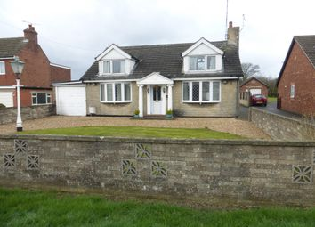 Thumbnail 3 bed detached bungalow for sale in Chesterfield Road, Barlborough, Chesterfield