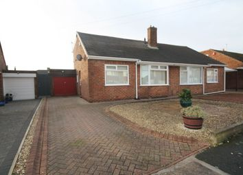 Thumbnail 2 bed bungalow for sale in Horwood Avenue, Newcastle Upon Tyne