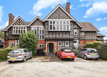 Thumbnail 3 bed flat for sale in Gordon Avenue, Stanmore