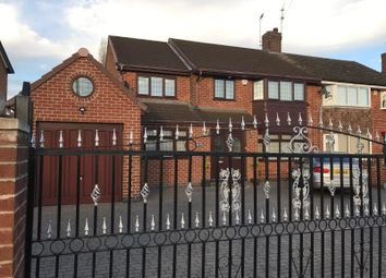 Thumbnail 4 bedroom semi-detached house for sale in Sinfin Moor Lane, Chellaston, Derby