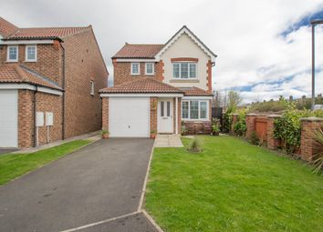 Thumbnail 3 bedroom detached house for sale in Temple Forge Mews, Consett