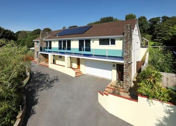 Thumbnail 6 bed detached house for sale in Earls Wood Drive, Plymouth, Devon