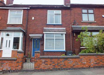 Thumbnail 2 bed town house for sale in Lawton Street, Burslem, Stoke-On-Trent