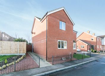 Thumbnail 2 bed semi-detached house for sale in Colchester Road, Wix, Manningtree