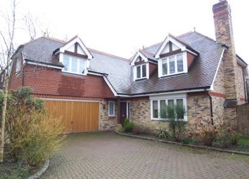 Thumbnail 5 bed detached house to rent in Brighton Road, Banstead