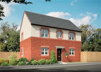 Thumbnail 3 bed detached house for sale in Swanlow Lane, Winsford