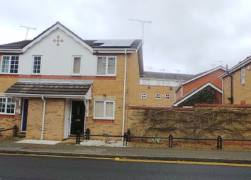 Thumbnail 2 bed semi-detached house to rent in High Street, Greenhithe